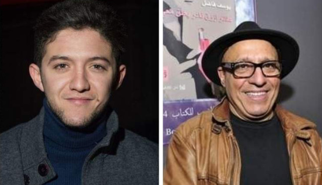 Madi Belem (à gauche) et Youssef Fadel (à droite)