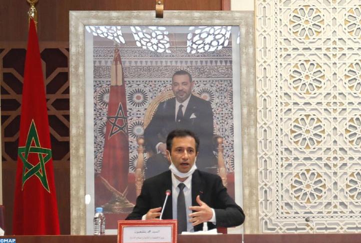 PLF 2021 : Mohammed Benchaâboun s'explique face aux députés