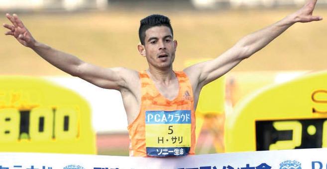 Athlétisme : Hamza Sahli, un marathonien ambitieux pour un succès