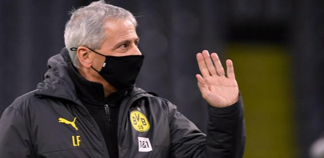 Ligue des champions : Dortmund n'a plus d'âme, la faute à Lucien Favre ?