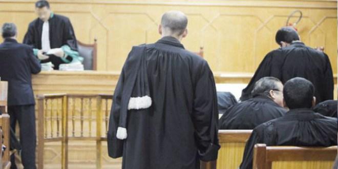 En 9 mois, les tribunaux du Royaume ont enregistré plus d'un million d'affaires