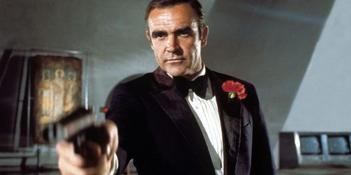 Le premier interprète de James Bond, Sean Connery, est décédé