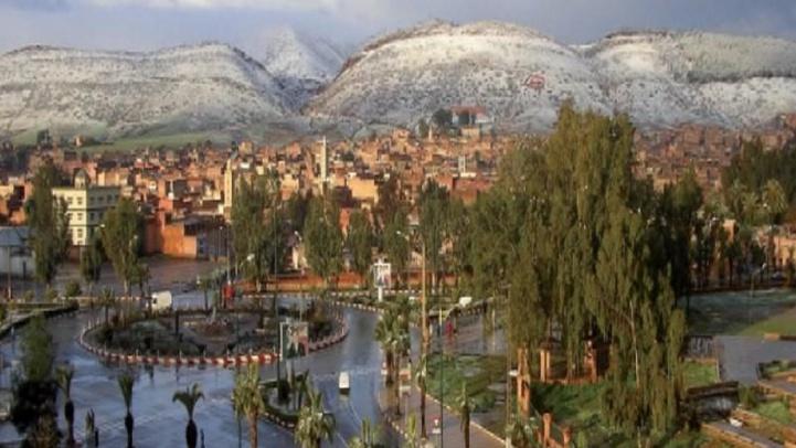 Béni Mellal-Khénifra : Première zone logistique pour le renforcement de l'attractivité économique de la région