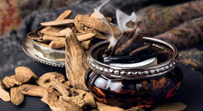 Les senteurs orientales: Un «must» pendant les fêtes religieuses
