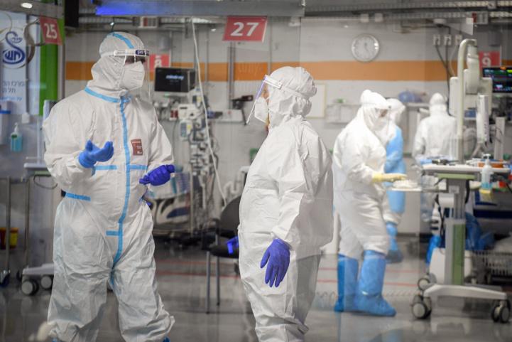 Compteur coronavirus : 3.460 nouveaux cas et 67 décès en 24H