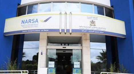 NARSA: Suspension des services des centres d'immatriculation dans trois villes
