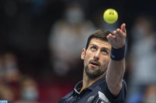 ATP: Djokovic conserve sa place en tête du classement