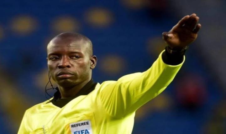 L'arbitre sénégalais Maguette N'Diaye