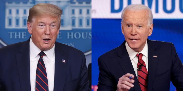 Présidentielle États-Unis : Trump ou Biden, la course continue...