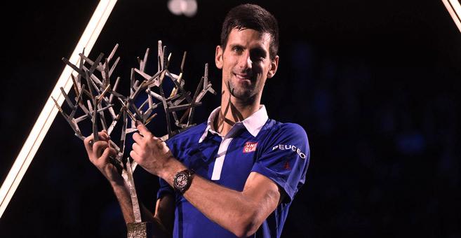 Tennis : À Bercy, le déferlement des favoris du moment