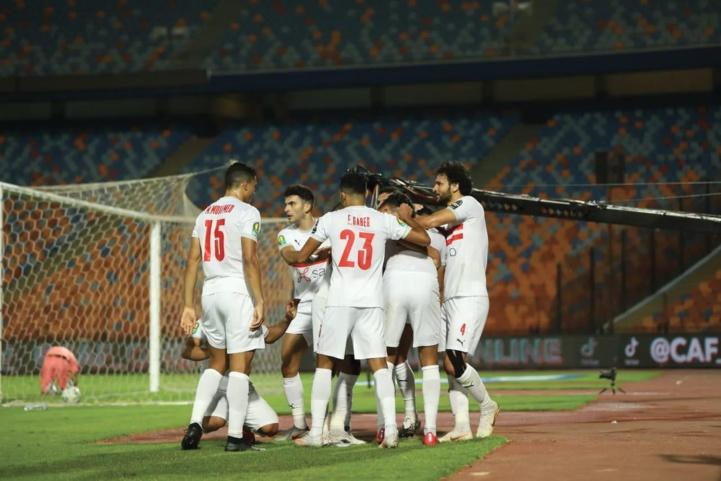 Demi-finale de la Ligue des Champions :   Le Zamalek pousse le Raja par la petite porte