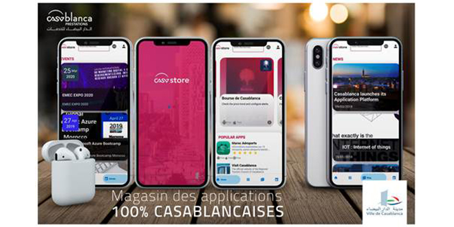 La version mobile de CasaStore voit le jour