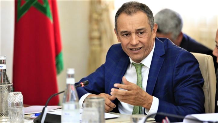 Ahmed Reda Chami, président du CESE.