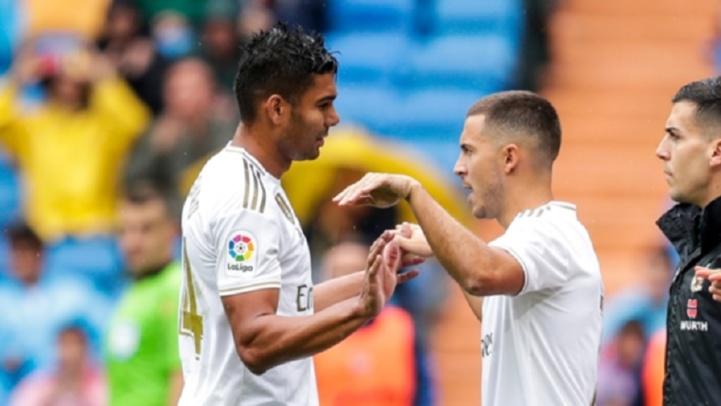 Real Madrid: Hazard et Casemiro positifs au Covid-19