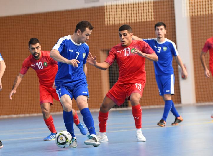Futsal/Amical : La sélection nationale s'impose face à son homologue ouzbèke (5-3)