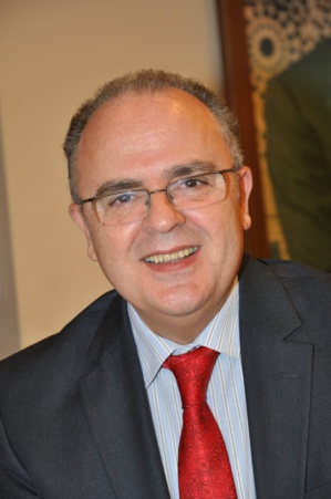 Najib Mikou, Expert en Prospective et Etudes Stratégiques