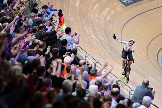 Cyclisme: Création de la Ligue des champions de la piste fin 2021