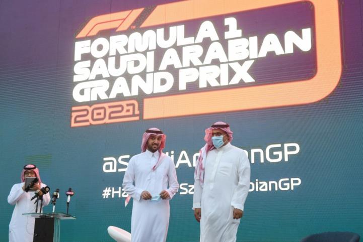 La Formule 1 s'implante en Arabie Saoudite