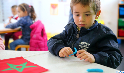 L'INDH engagée pour la généralisation de l'enseignement préscolaire à Larache