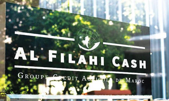AL FILAHI CASH : Nouvelle filiale de paiement du Crédit Agricole du Maroc