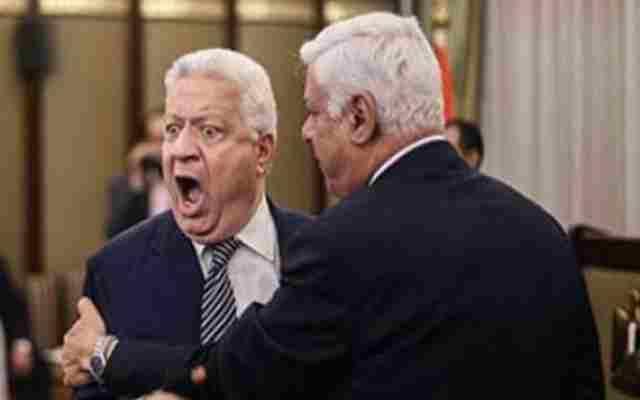 Mourtada Mansour victime de la malédiction du Raja :  Après avoir perdu son poste de président du Zamalek, il perd son poste de député !