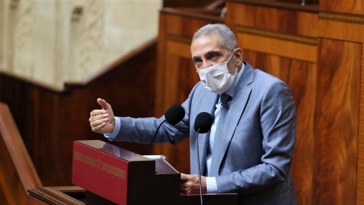 Elalamy : L'industrie marocaine produit 16 millions de masques par jour