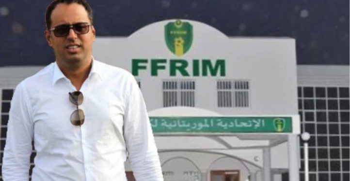 Présidentielles de la CAF:  Un 4ème candidat, le Mauritanien Ahmed Ould Yahya !