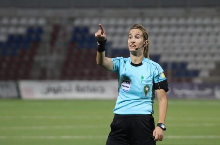 Arbitrage marocain (Saison 20/21): Bouchra Karkoubi ou la touche féminine de l'arbitrage national !
