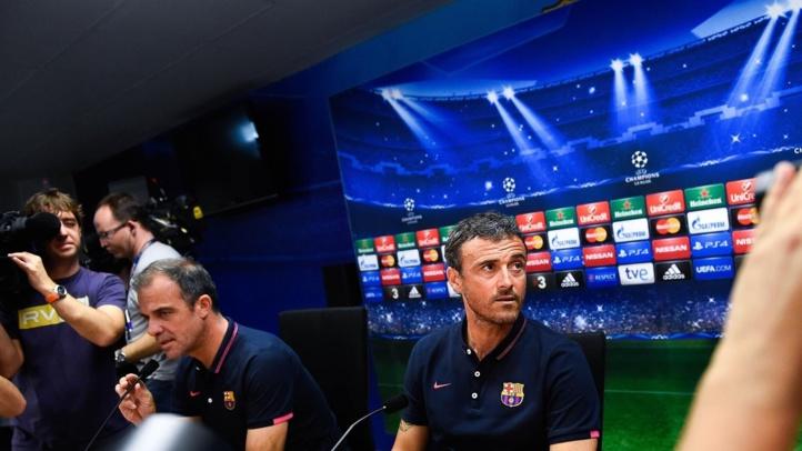 Un duel Frank de Boer-Luis Enrique estampillé Barça