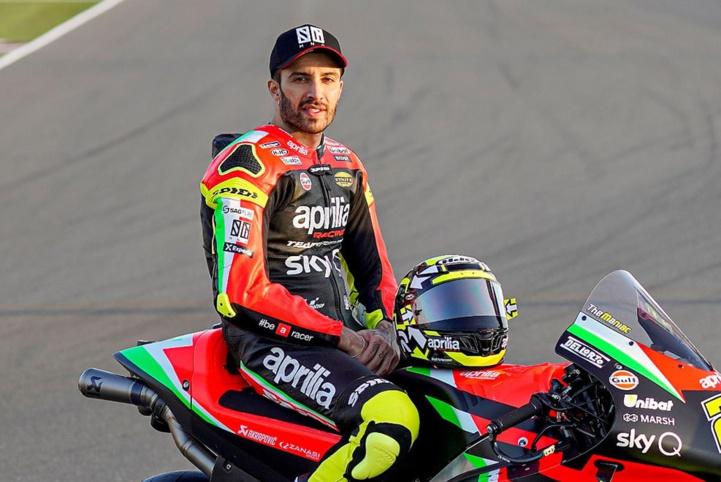 MotoGP/Dopage: Le pilote italien Andrea Iannone suspendu 4 ans par le Tribunal arbitral du sport