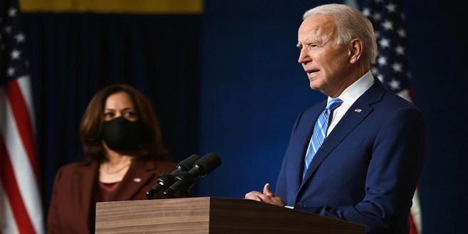 Etats-Unis : Biden et son équipe entament la transition