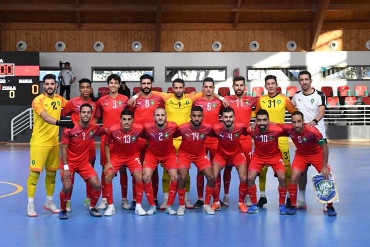 Futsal World Ranking: Les Lions de l'Atlas en tête des sélections africaines