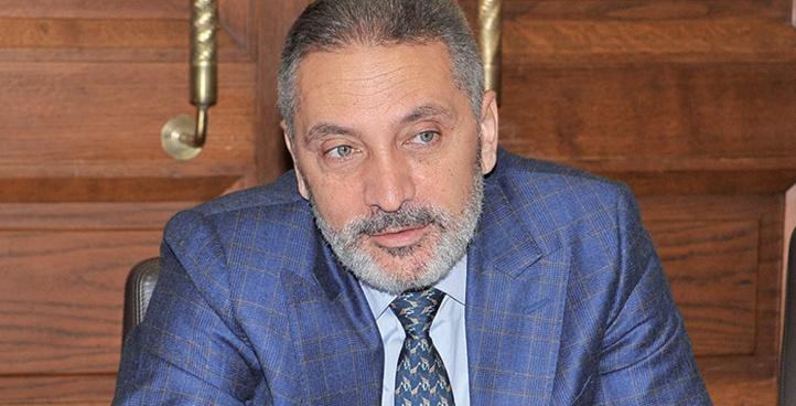 Moulay Hafid Elalamy, ministre de l'Industrie, du Commerce et de l'Economie verte et numérique.