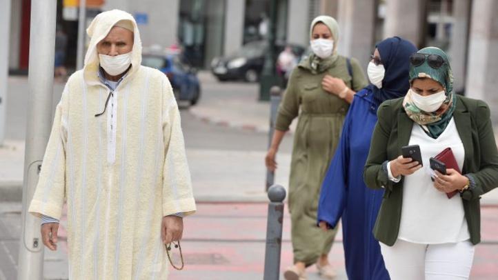 Covid-19 : le Maroc dépasse la moyenne mondiale d'incidence cumulée