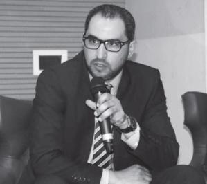 Abdelaziz Janati, Président de l'Observatoire pour la Protection de l'Environnement et des Monuments Historiques de Tanger.