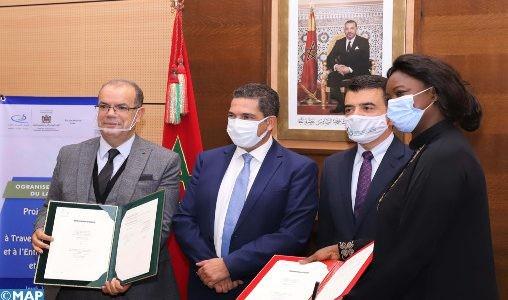 Rabat : Lancement d'un projet de lutte contre le Covid-19 à travers l'appui à l'innovation et à l'entrepreneuriat des jeunes et des femmes