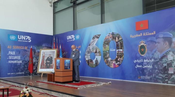 Rabat : 60 ans de contribution aux opérations de maintien de la paix