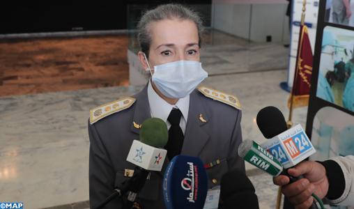 Maintien de la paix : les femmes des FAR ont été les premières à être déployées sur le théâtre des opérations