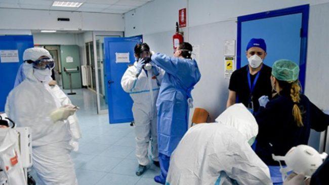 Compteur coronavirus : 5.515 contaminations et 61 décès en 24H