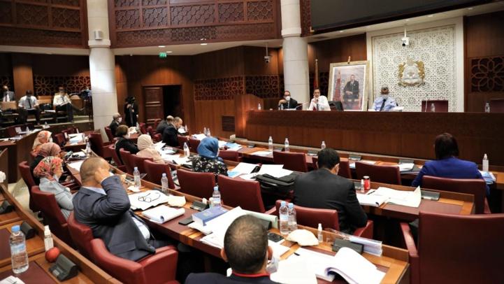 Chambre des représentants : Examen des amendements en commission de la première partie du PLF-2021