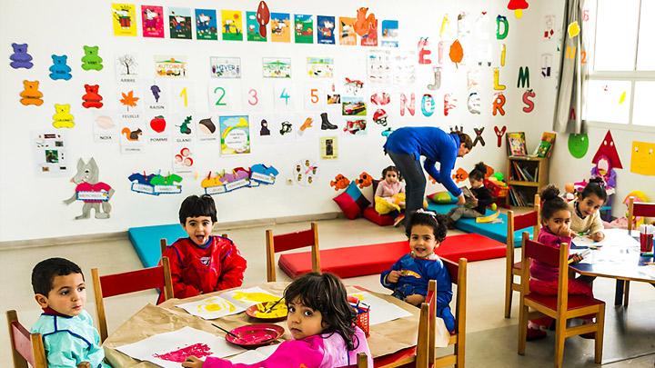 Amzazi : le taux de scolarisation en préscolaire atteint 72%