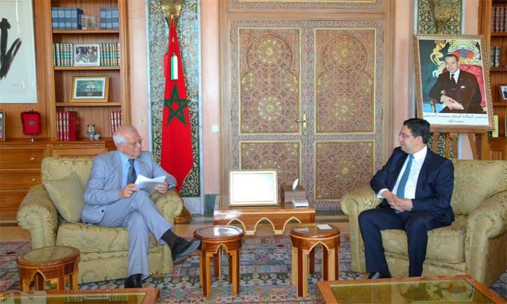 Sahara marocain : Josep Borell réitère son soutien à la solution politique