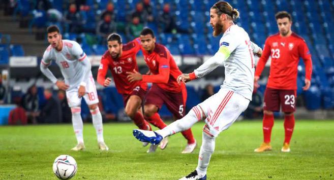 Ligue des nations : L'Espagne arrache le nul face à la Suisse