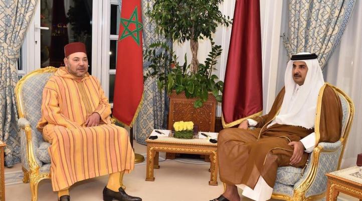 El Guergarat : L'Émir du Qatar salue les décision prises par le Royaume