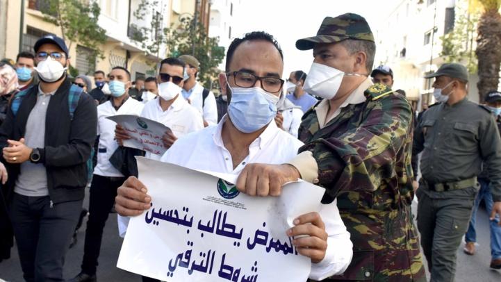 Les infirmiers et techniciens de santé annoncent une grève de 48 heures
