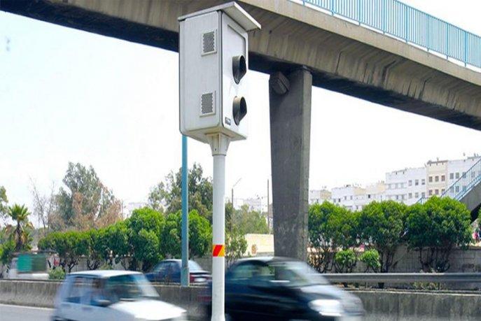 Contrôle routier : déploiement de plus de 500 radars mobiles et fixes au Maroc
