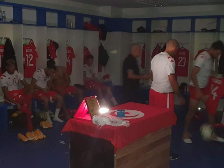 Tanzanie-Tunisie (1-1) : Les vestiaires tunisiens étaient sans électricité !