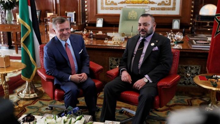 Le Roi de Jordanie annonce l'ouverture prochaine d'un consulat à Laâyoune