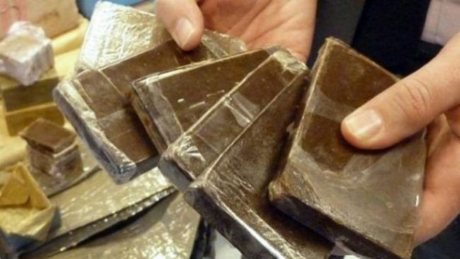 DGSN : saisie de 280 kg de Chira à Nador