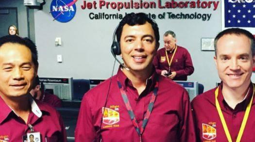 NASA : Une mission dirigée par le Marocain Kamal Oudrhiri récompensée par un prestigieux prix